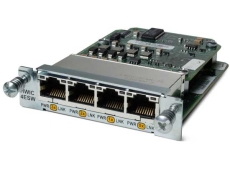 ماژول شبکه سیسکو HWIC-4ESW -  Cisco EtherSwitch Router Module